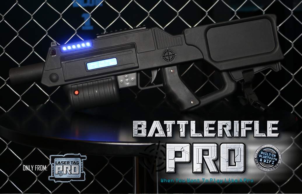 Equipment Laser Tag Pro