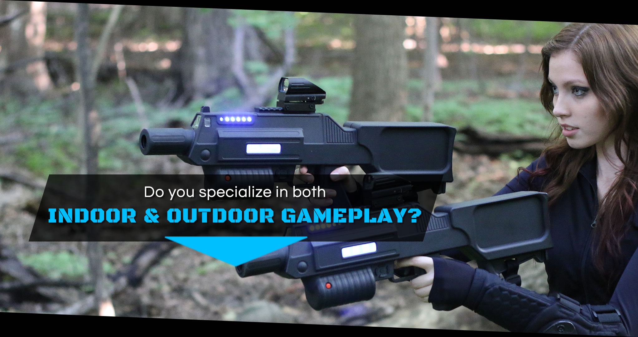 Laser Tag Pro Indoor Outdoor Amp Mobile Equipment