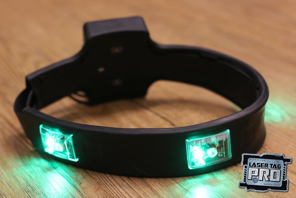 Wireless Laser Tag Head Sensors New Design – Laser Tag Pro – Indoor